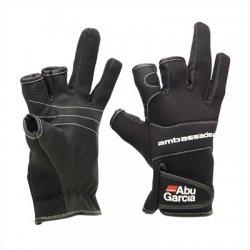 Abu Garcia Neopreen Handschoenen | Maat M