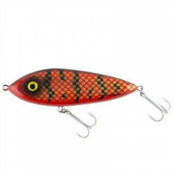 Abu Garcia Mcjerk | Red Tiger | 12cm