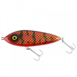Abu Garcia Mcjerk | Red Tiger | 15cm