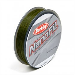 Berkley NanoFil | Low Visual Green | Dyneema | 0.15mm | 125m