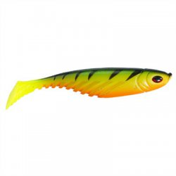 Berkley Powerbait Giant Ripple | Shad | Fire Tiger | 20cm | 2 stuks