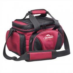 Berkley System Bag | Rood/Zwart | Inclusief 4 boxen | Large