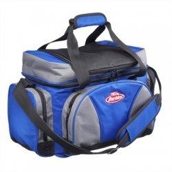 Berkley System Bag | Blauw/Grijs | Inclusief 4 boxen | Large