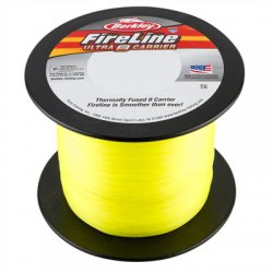 Berkley Fireline | Ultra 8 | Flame Green | Dyneema | 0.12mm | 1800m