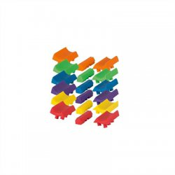 JRC X-Lite Rod-Bloxx | Inserts | Large | Multi-Colour