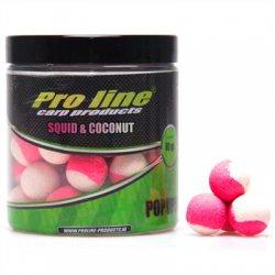 Pro Line Dual Color Pop-Ups | Squid & Coconut | 10mm | 80g