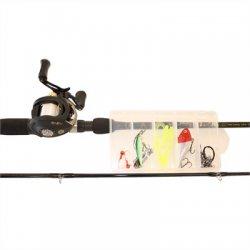 FISH-XPRO Baitcasting Combo | Roofvis Set | 1.95m